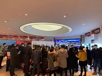 """直击2021春节重庆楼市:""""就地过年""""掀看房热"""