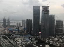"""深圳楼市有些""""变天""""了:新政后二手房网签量大降,首付贷业务仍"""