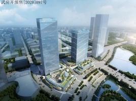 武汉美桥富力广场