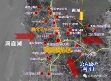 近期,岳阳海伦堡·海乐城&玖悦府 规划公示,首期41.2万方!